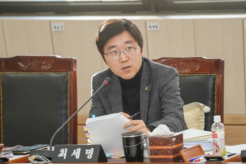 제340회 정례회 의회운영위원회 2019년도 행정사무감사