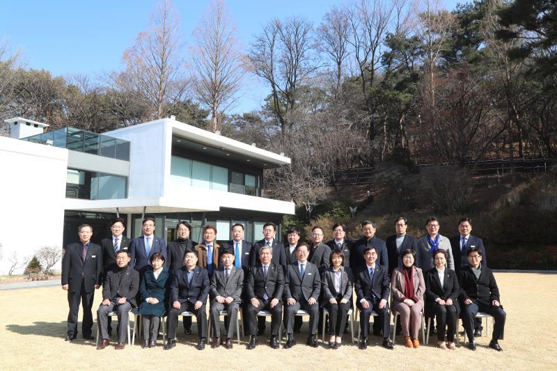 도의회 - 경기도 오찬간담회
