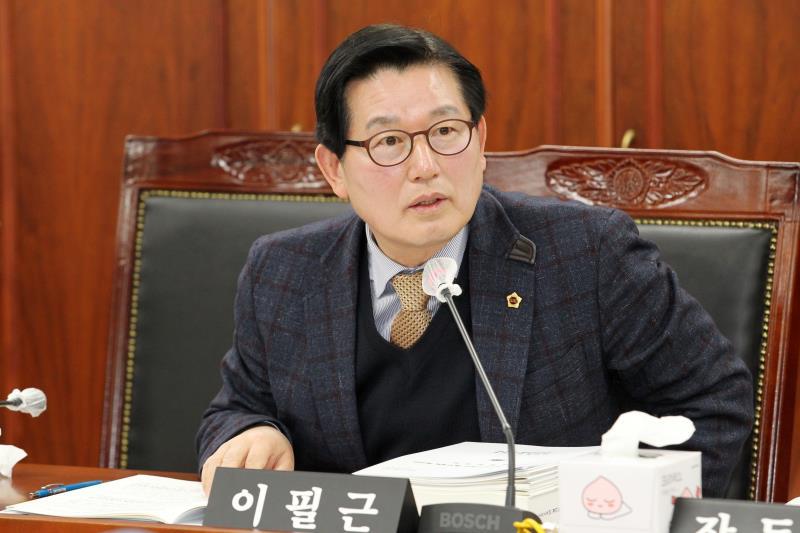 제341회 임시회 제1차 도시환경위원회