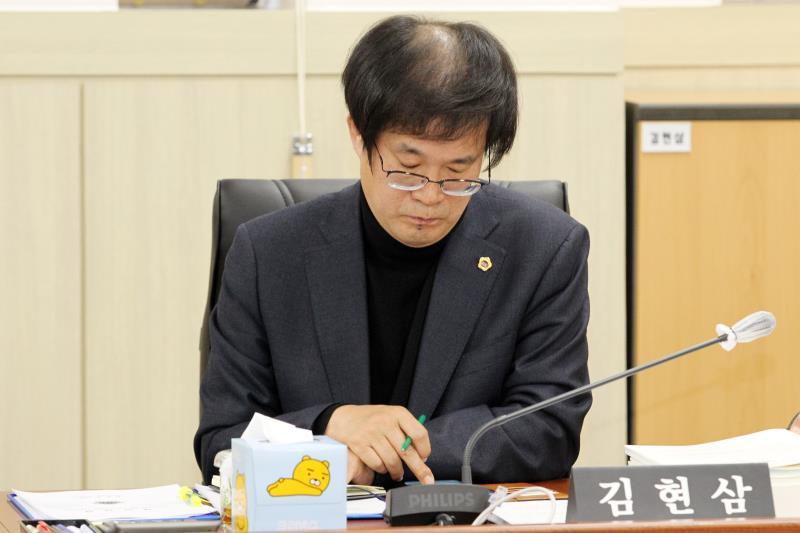 제341회 임시회 제1차 여성가족평생교육위원회