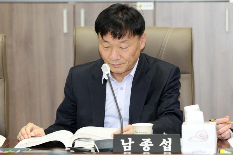 제342회 임시회 제1차 농정해양위원회