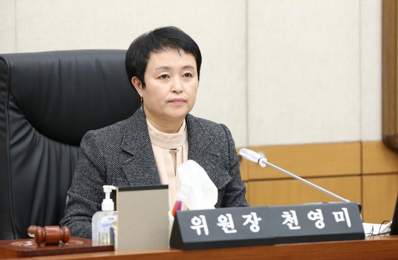 제342회 임시회 제1차 제1교육위원회