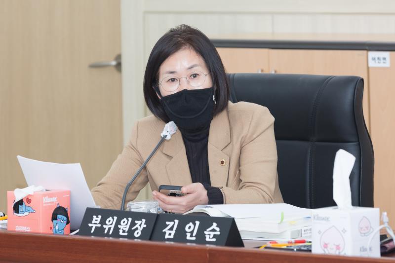 제342회 임시회 제1차 여성가족평생교육위원회