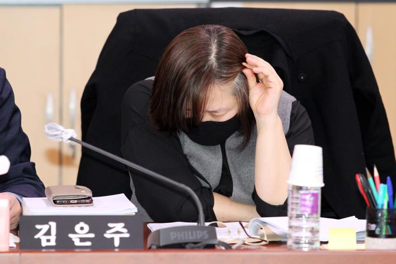 제342회 임시회 제2차 예산결산특별위원회