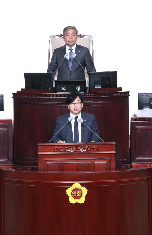 제342회 임시회 제2차 본회의