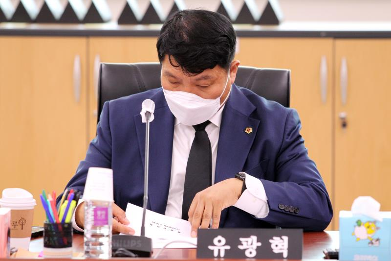 경기도의회 제3차 친일잔재청산 특별위원회