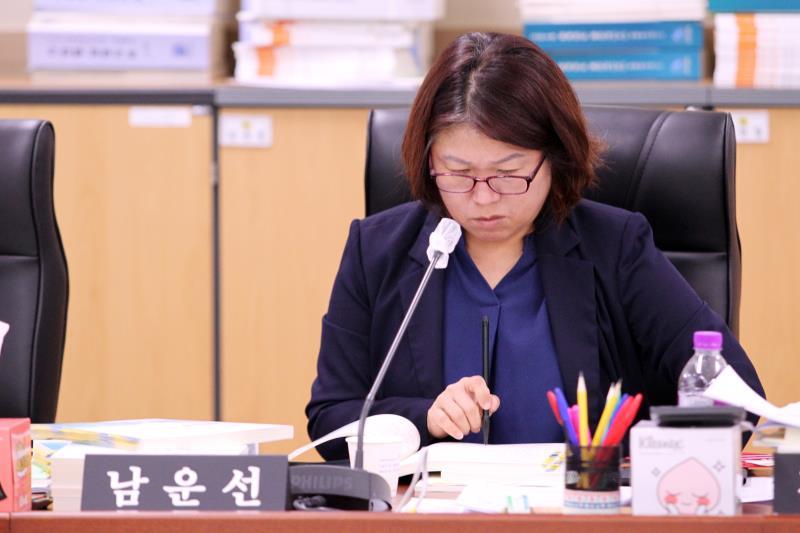 제344회 정례회 제4차 예산결산특별위원회