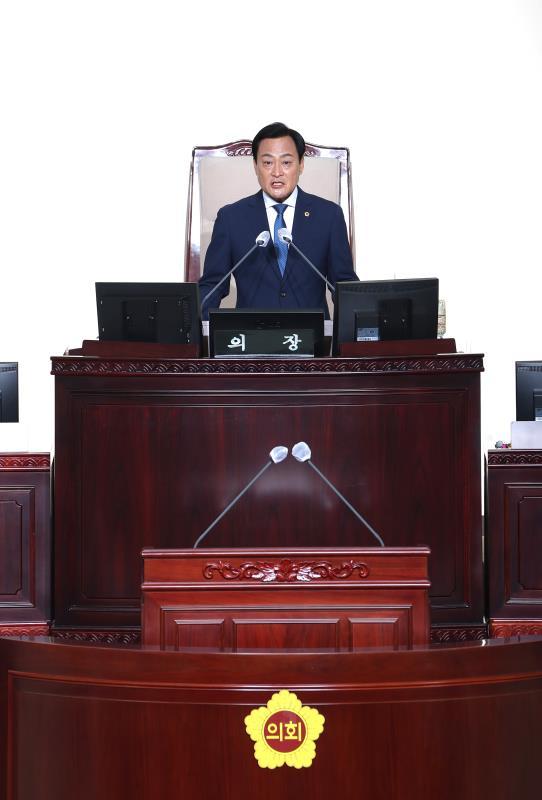 제345회 임시회 제2차 본회의