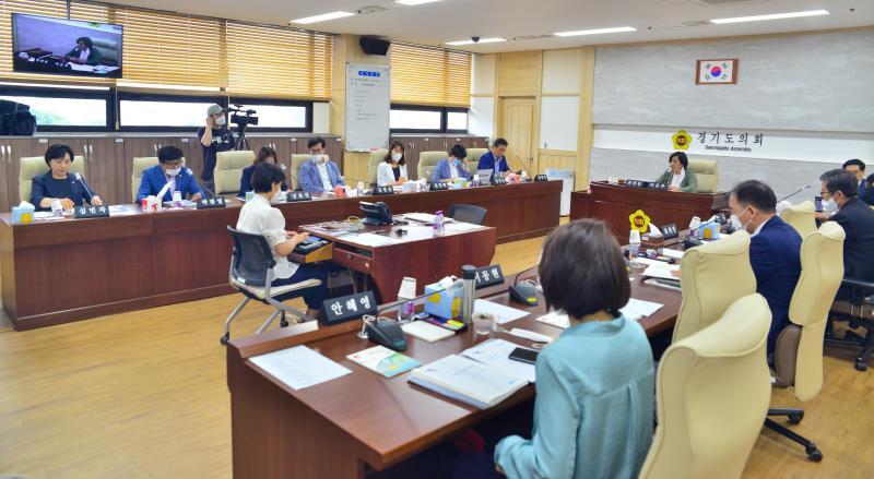 제345회 임시회 제1차 경제노동위원회