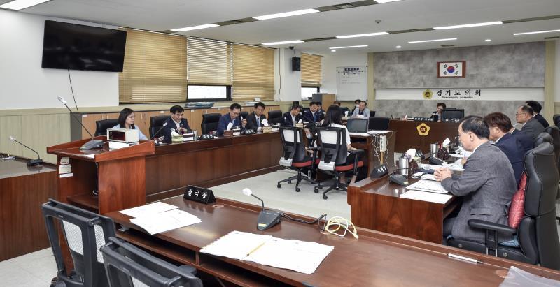 제345회 임시회 제1차 기획재정위원회