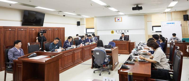 제345회 임시회 제1차 도시환경위원회