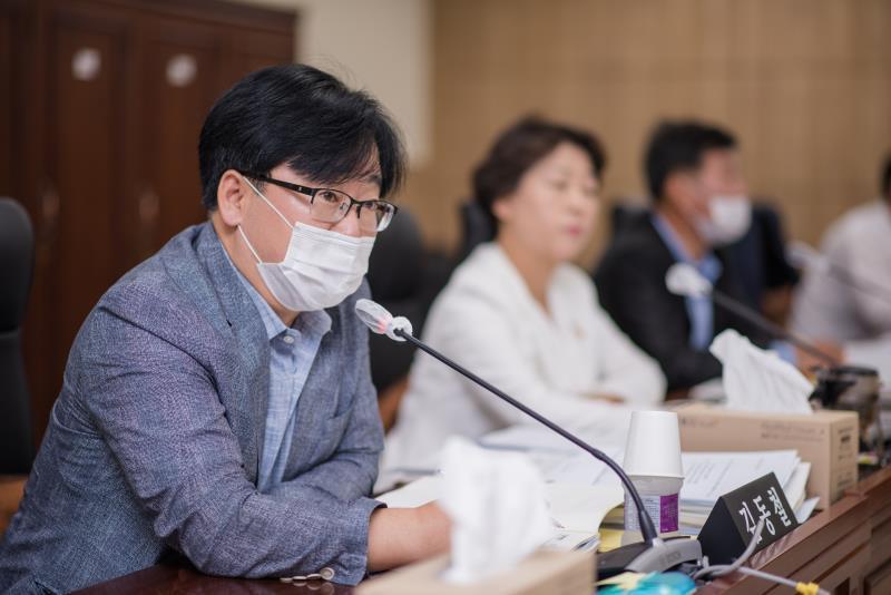 제345회 임시회 제2차 문화체육관광위원회
