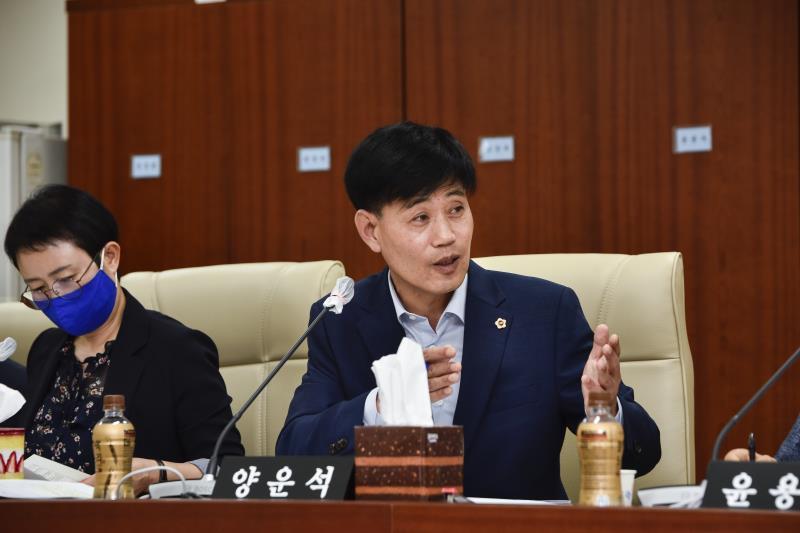 제345회 임시회 제3차 안전행정위원회