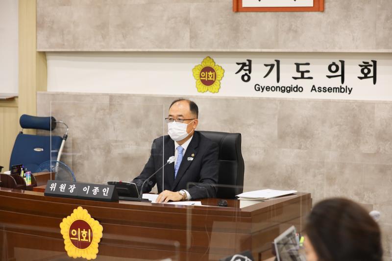 제346회 임시회 제1차 기획재정위원회