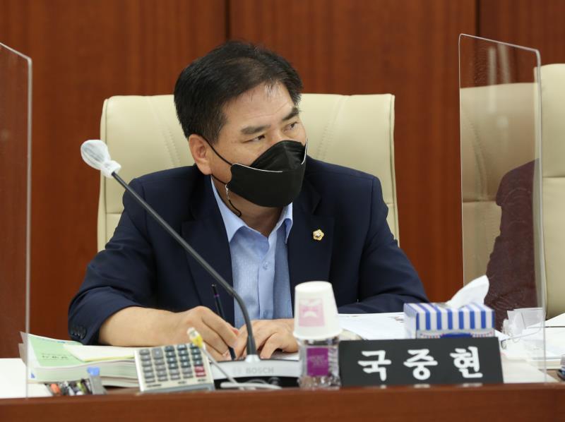 제346회 임시회 제1차 안전행정위원회