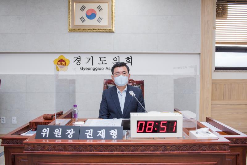 제346회 임시회 제1차 건설교통위원회