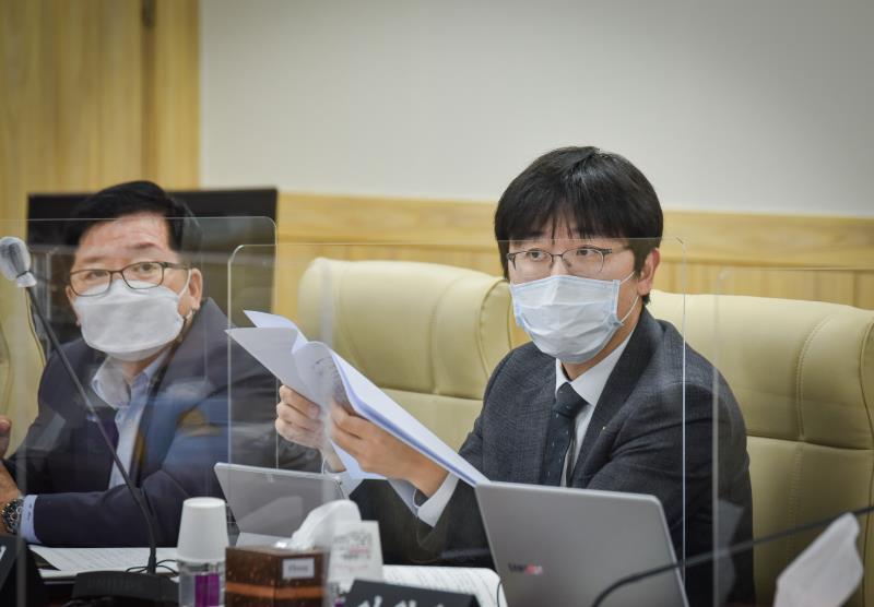 제346회 임시회 제1차 경제노동위원회