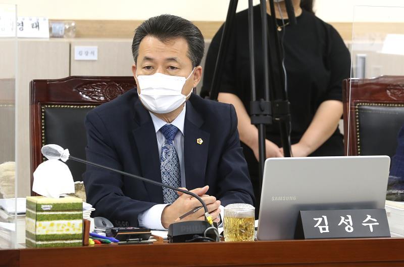 제346회 임시회 제1차 운영위원회 상임위회의
