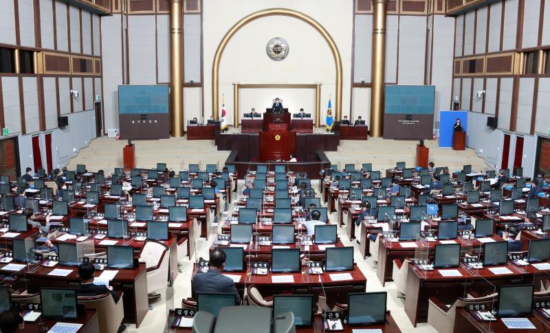 제346회 임시회 제2차 본회의 (오후)