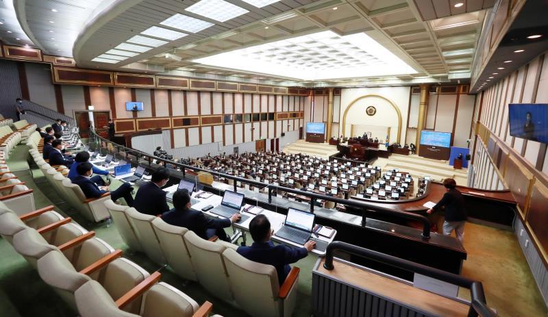 제346회 임시회 제3차 본회의