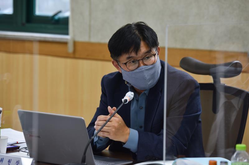 제348회 정례회 농정해양위원회 2020년도 행정사무감사