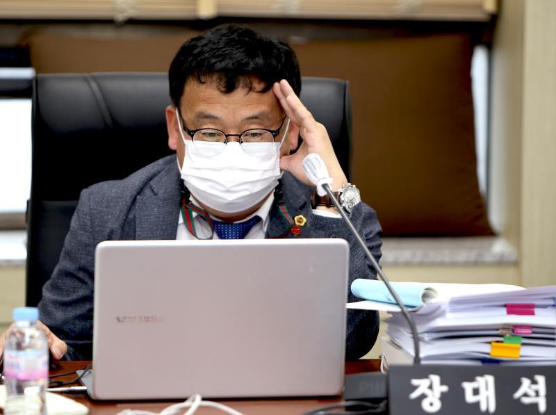 제348회 정례회 보건복지위원회 2020년도 행정사무감사