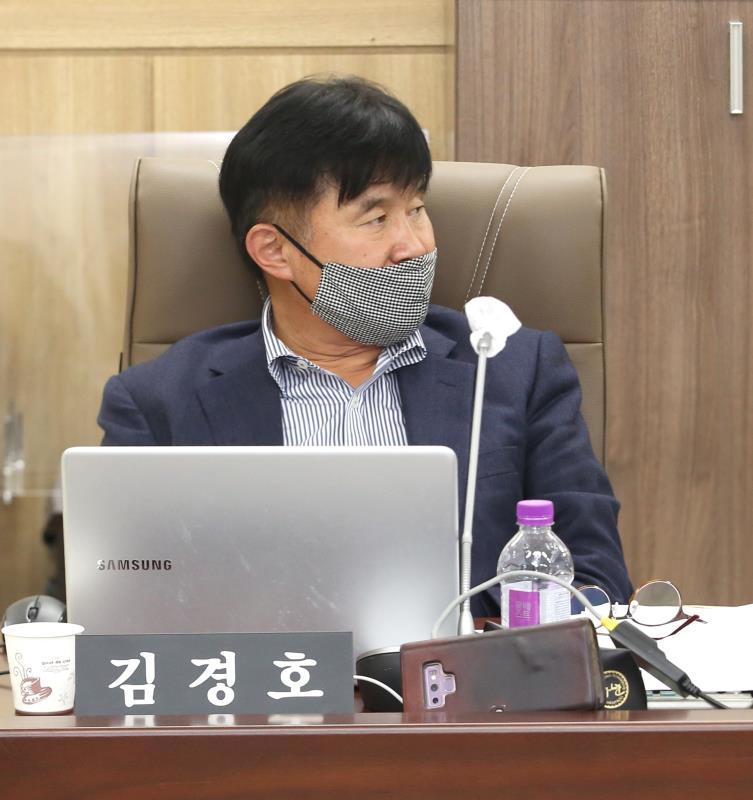 제348회 정례회 농정해양위원회 2020년도 행정사무감사-1