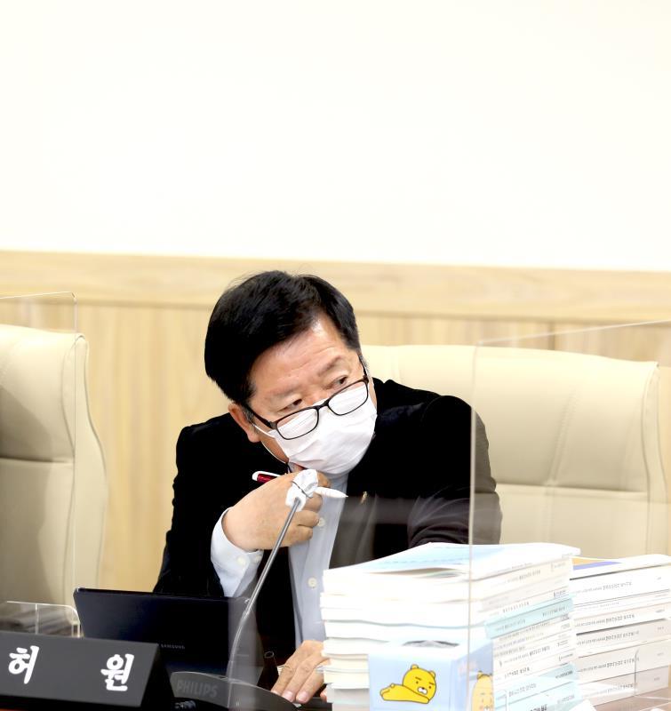 제348회 정례회 경제노동위원회 2020년도 행정사무감사