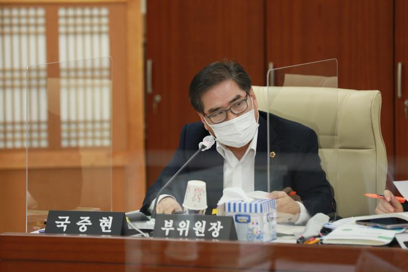 제348회 정례회 제3차 안전행정위원회