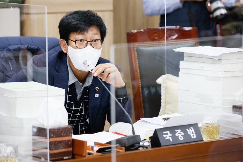 제348회 정례회 제1차 의회운영위원회