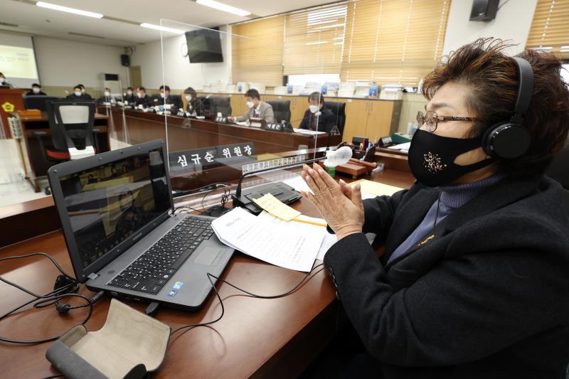 기획재정위원회 연구단체 연구용역 착수보고회 사진 2