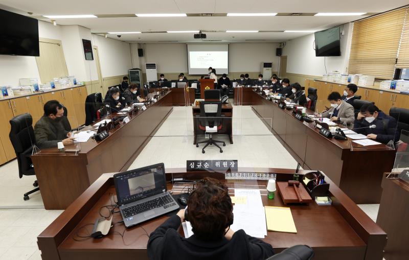 기획재정위원회 연구단체 연구용역 착수보고회 사진 5