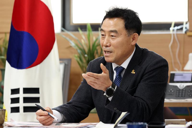 진용복 부의장 경인경제 인터뷰