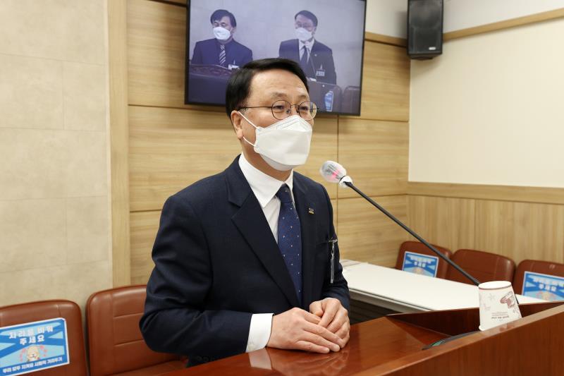 제349회 임시회 제1차 의회운영위원회 사진 2