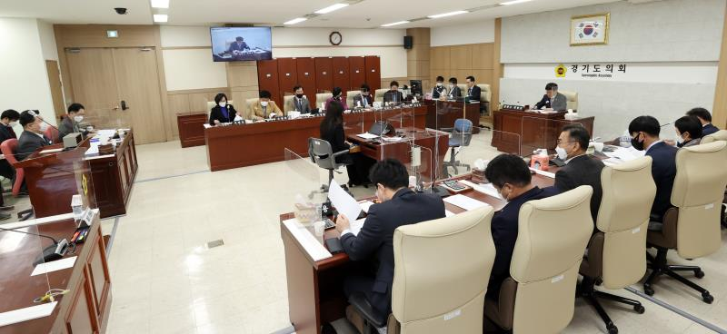 제349회 임시회 제1차 안전행정위원회
