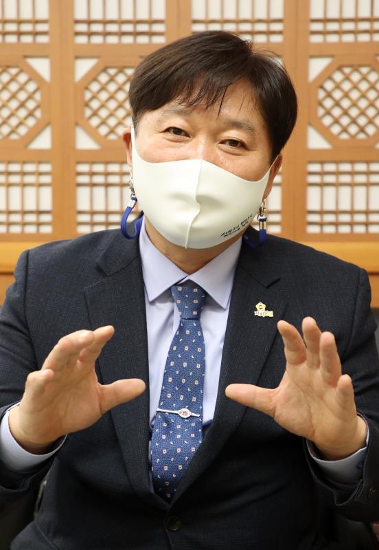 문화체육관광위원회 성수석 의원 인터뷰