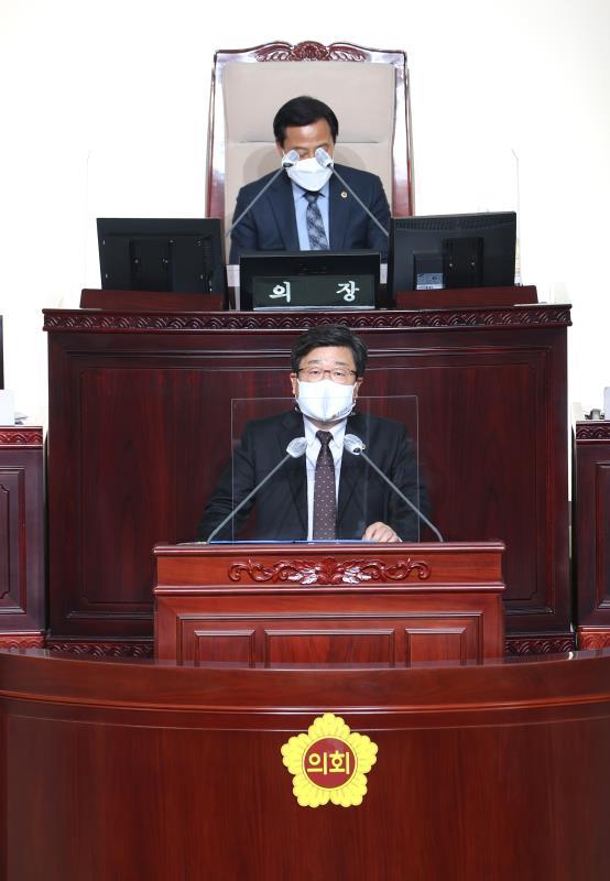 제350회 임시회 제1차 본회의