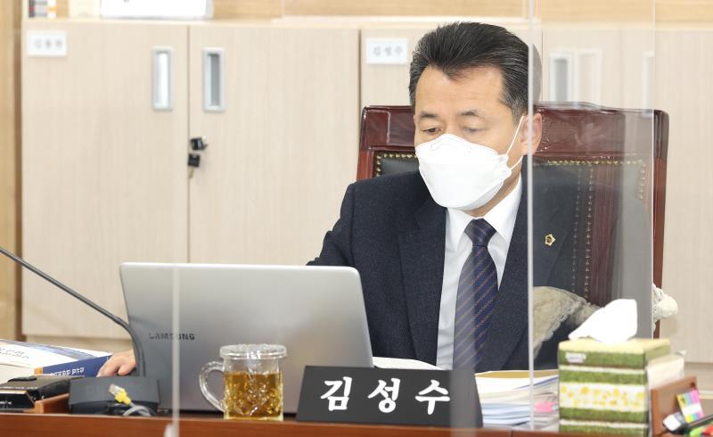 제350회 임시회 제1차 운영위원회 회의(오후) 사진 3