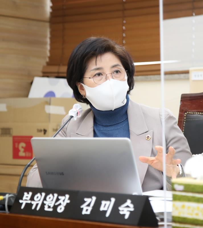 제350회 임시회 제1차 운영위원회 회의(오전) 사진 8