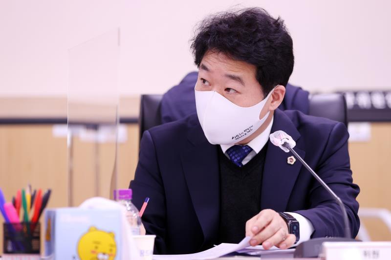 경기도체육회 관련 각종 의혹에 관한 행정사무조사 특별위원회
