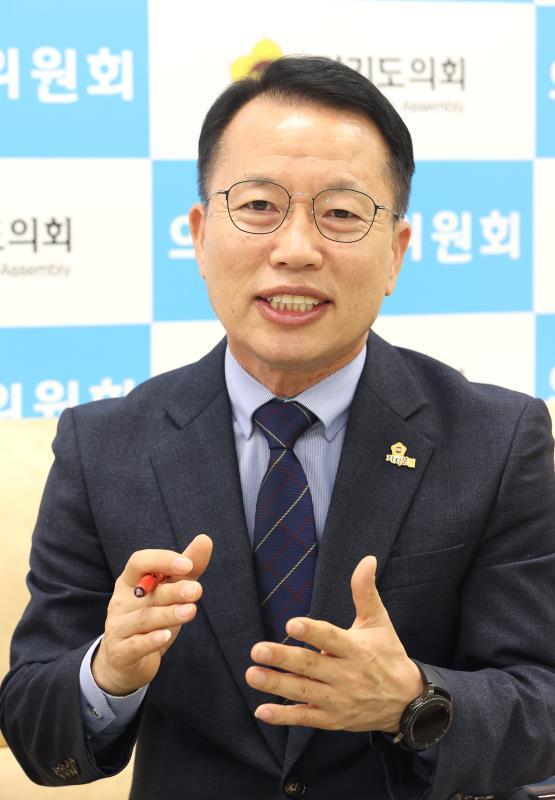 정승현 운영 위원장님 인터뷰컷 촬영