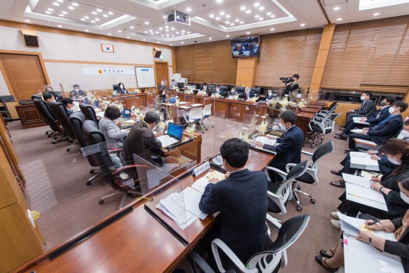 제351회 임시회 제1차 교육기획위원회
