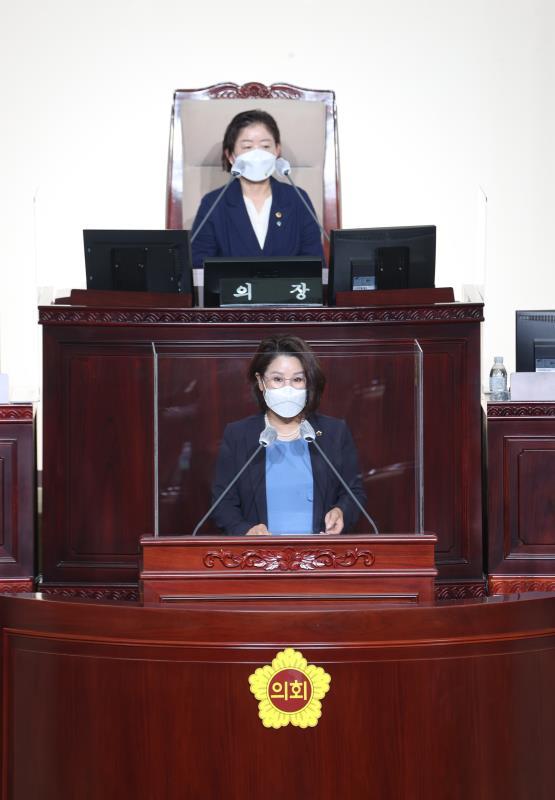 제352회 정례회 제2차 본회의 도정질문(오후)