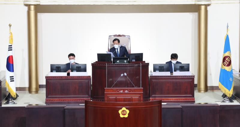 제352회 정례회 제2차 본회의 도정질문(오전)