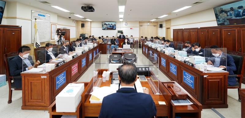제352회 정례회 제1차 건설교통위원회