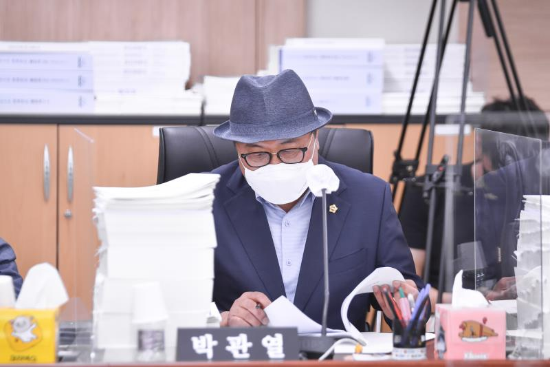 제352회 정례회 제1차 예산결산특별위원회
