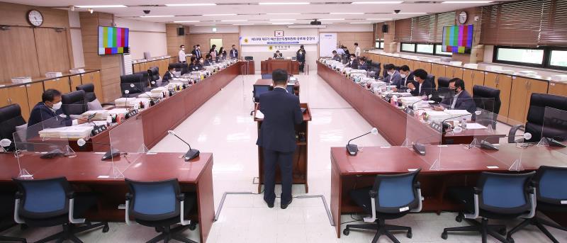 제10대 제3기 예산결산특별위원회 공로패 증정식