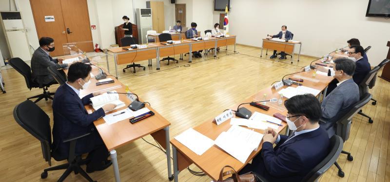 제2회 경기도의회 입법정책위원회 회의