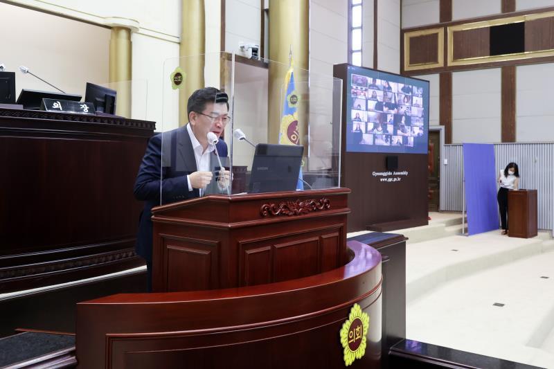 2021년 제15회 청소년 의회교실 사진 9