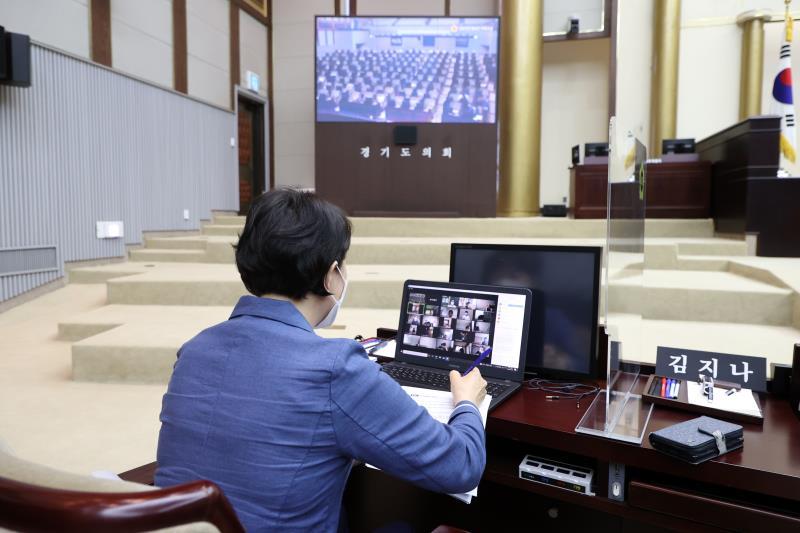 2021년 제18회 청소년 의회교실 사진 7